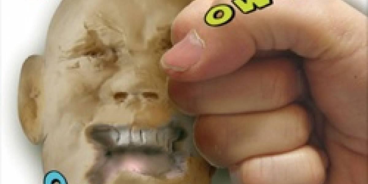 Punch Head USB: Libera tu stress a puñetazo limpio