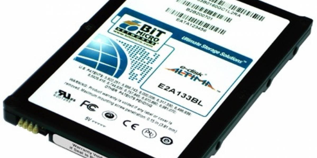 CES 2008: Disco SSD de 832GB de BiTMICRO