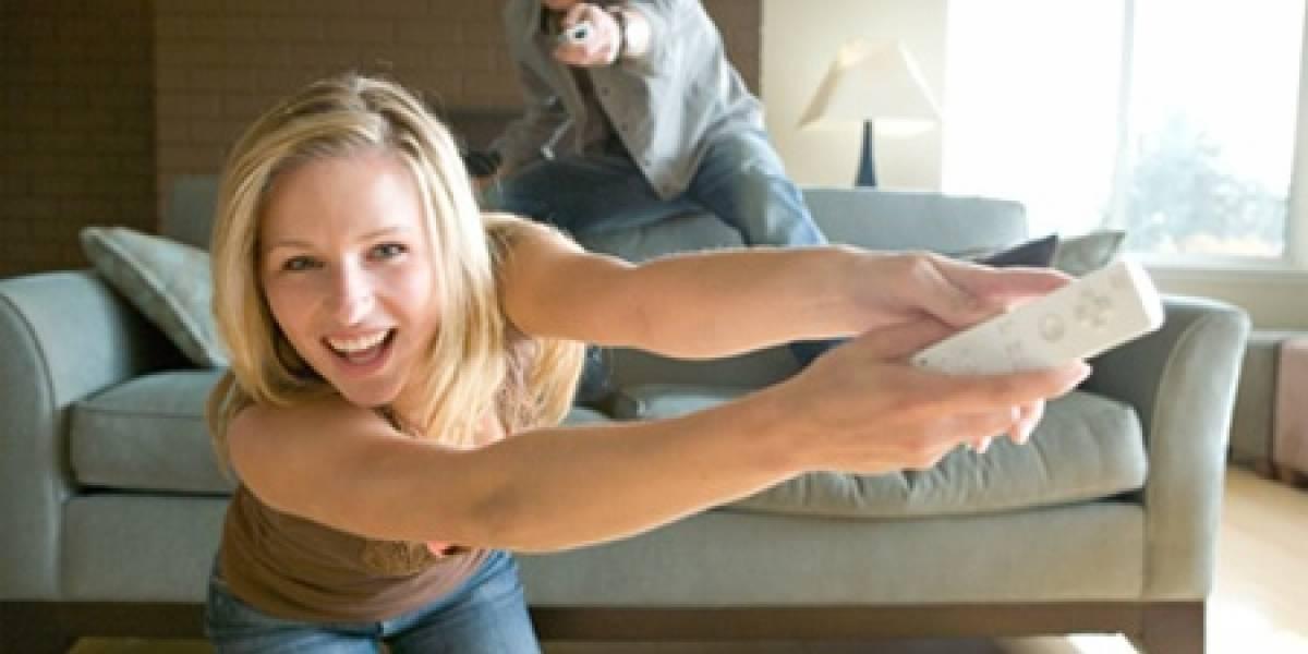 Jugar con la Wii no reemplaza al ejercicio físico