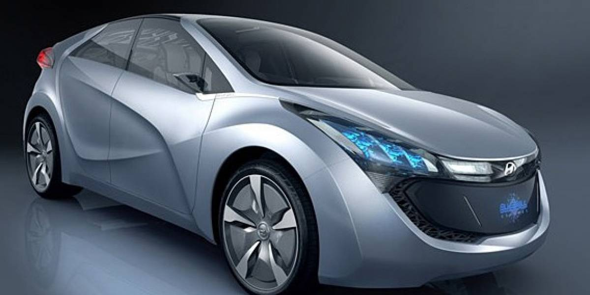 "Concepto híbrido ""enchufable"" BLUE-WILL de Hyundai"