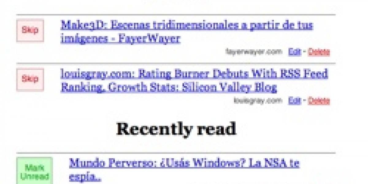 Instapaper: Nueva y simple herramienta de bookmarking