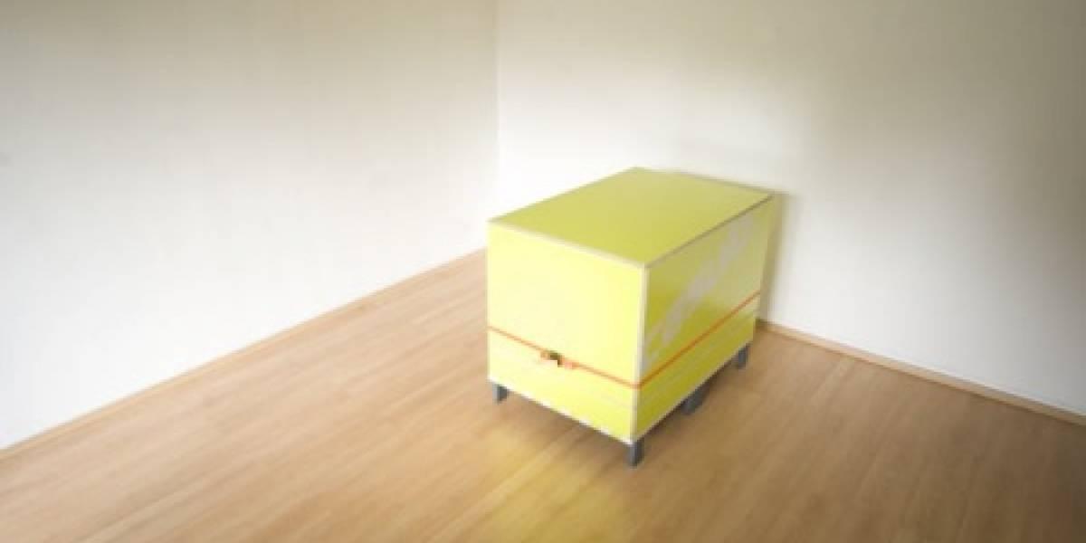 Casulo: Completo amoblado de sobrevivencia en una caja