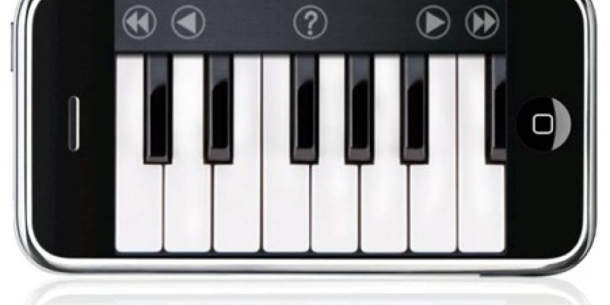 iano: Usa tu iPhone como piano