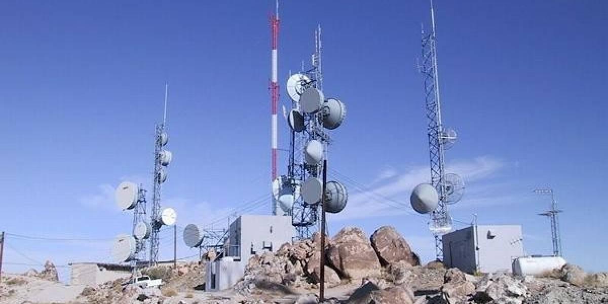 Chile: Subtel pone a Viña del Mar como la ciudad con más antenas del país