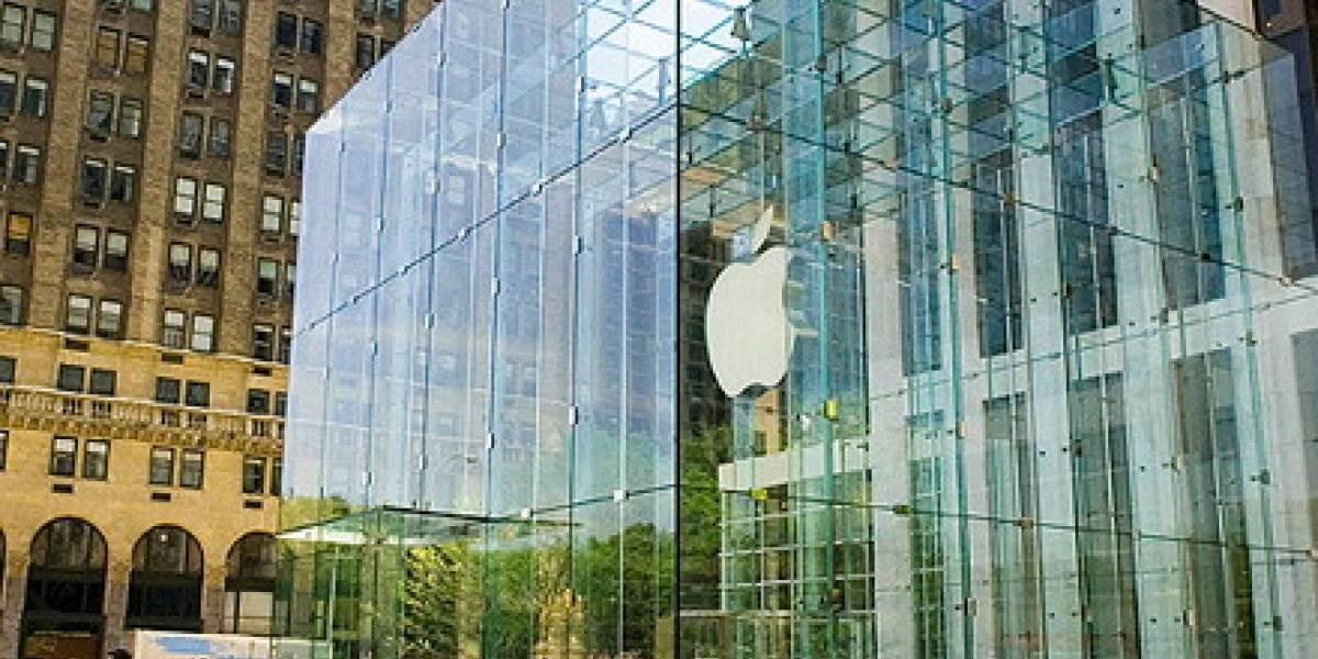 Apple Store en Nueva York no cae en la recesión