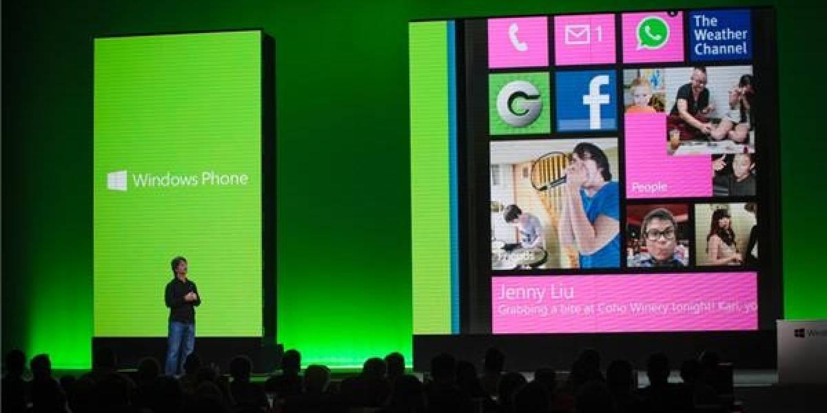Microsoft presenta oficialmente Windows Phone 8: Su ecosistema está completo