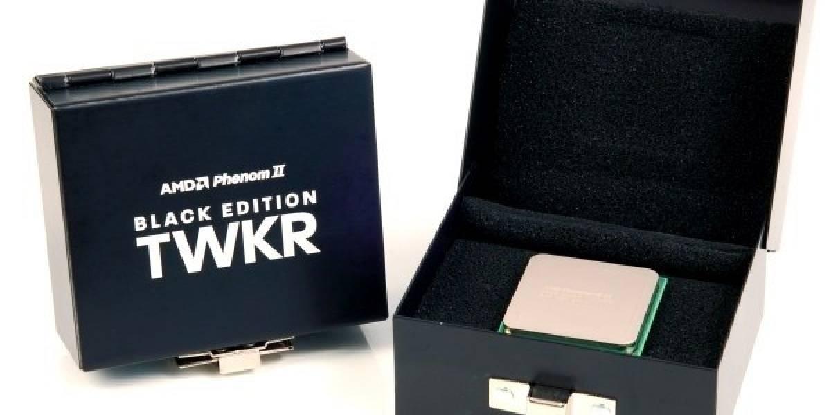 AMD lanza Phenom II X4 TWKR 42 Black Edition