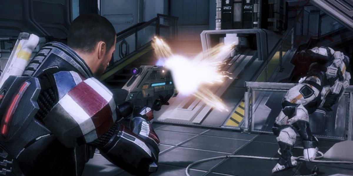 10 minutos con Mass Effect 3