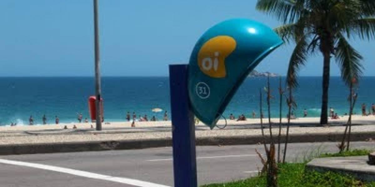 Brasil: Operadora Oi ofrece Wi-Fi gratis en las playas de Río de Janeiro