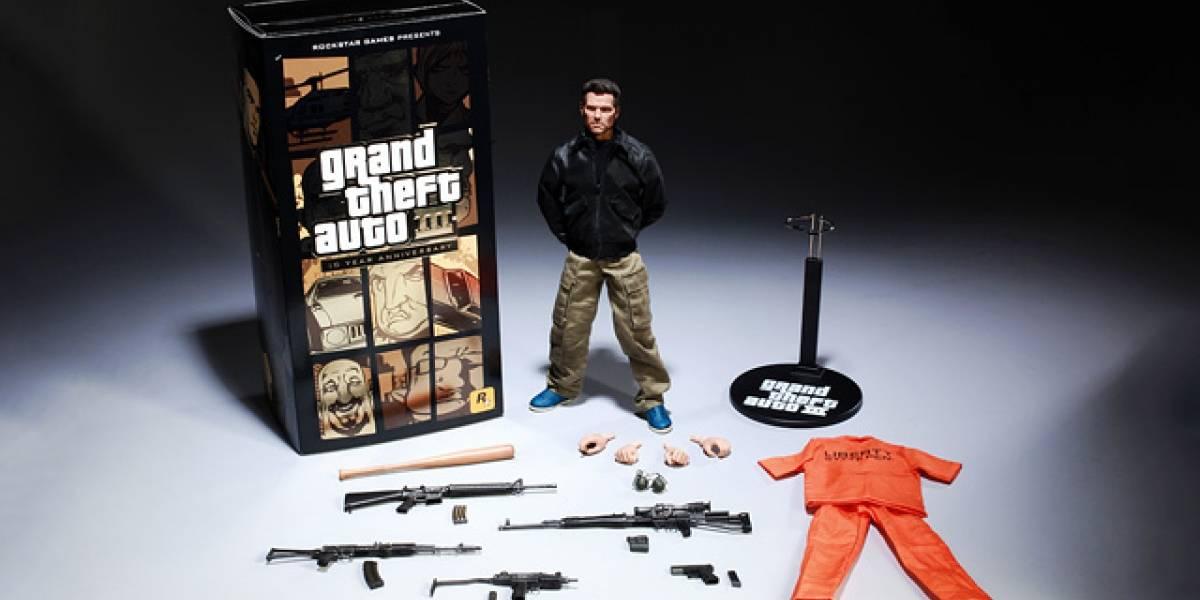 Celebrando sus 10 años, Grand Theft Auto III llegará a iOS y Android