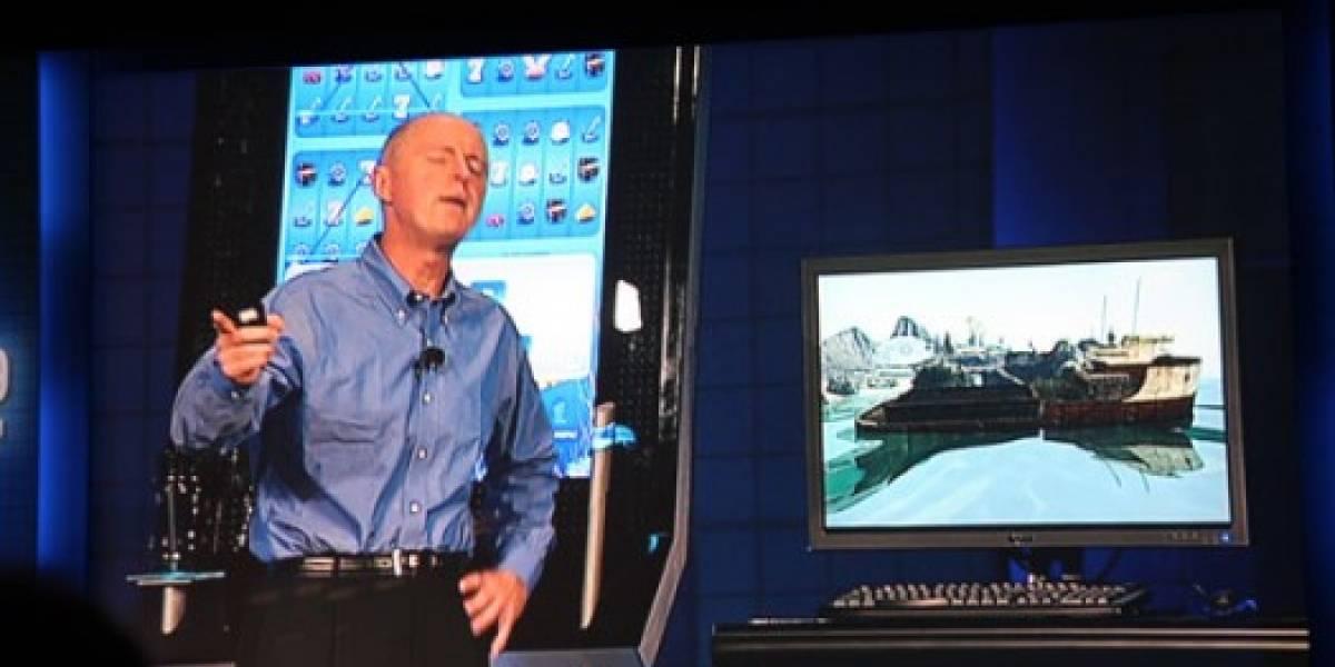 IDF: Intel muestra su GPU Larrabee