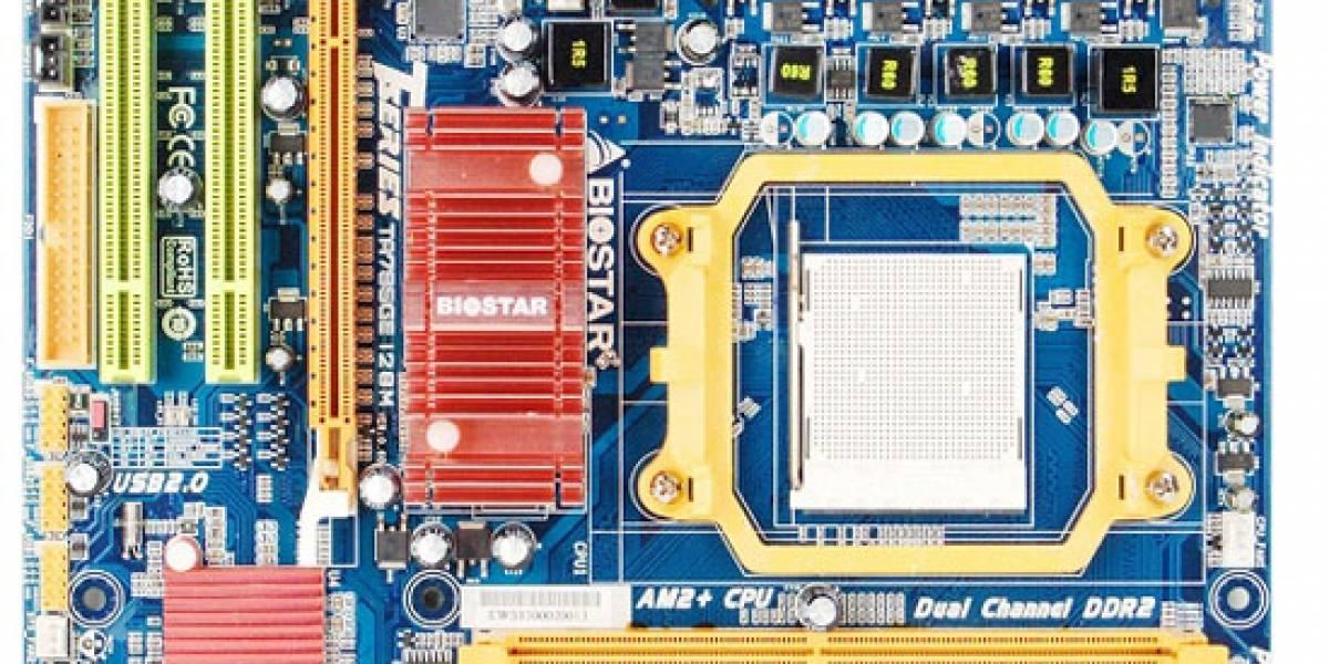 Biostar lanzará su propia placa AMD 785G