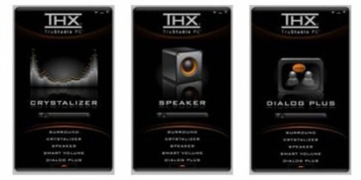 MSI Big Bang incluye THX y EAX 5.0 HD