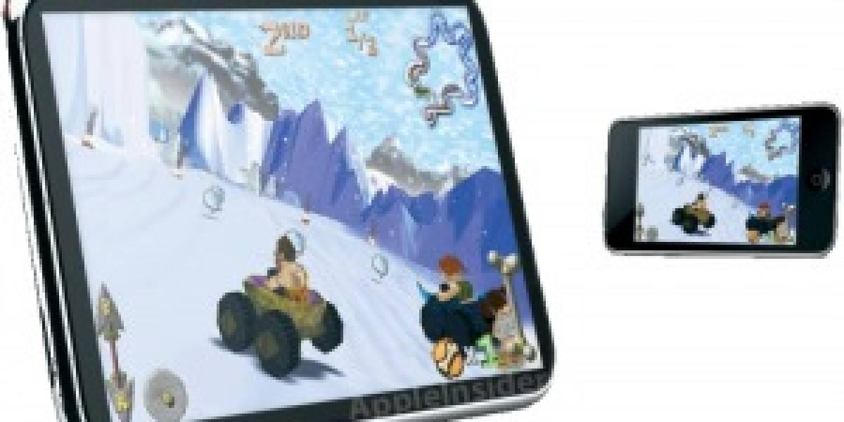 Apple Tablet estaría confirmada para el próximo año