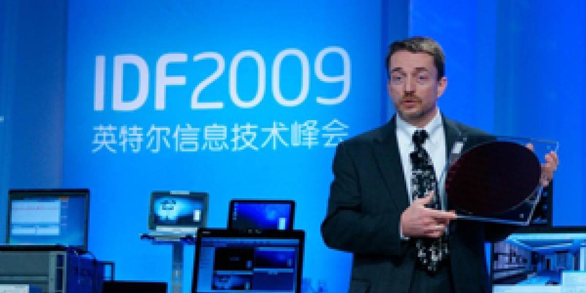 Intel lanza toda la carne a la parrilla en IDF 2009
