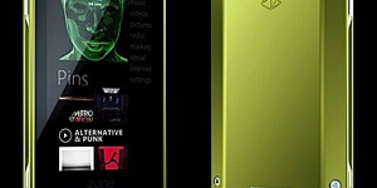 Zune HD es lanzado oficialmente