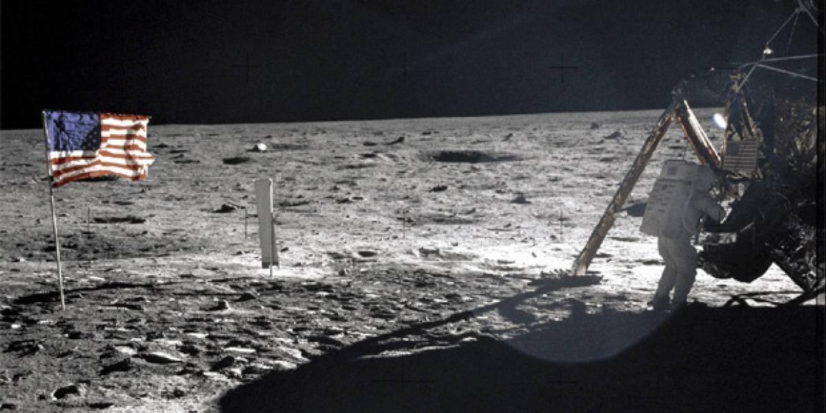 Hace exactamente 43 años el hombre llegó a la Luna