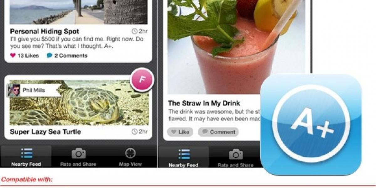 Jotly, una app que promete poder valorar TODO