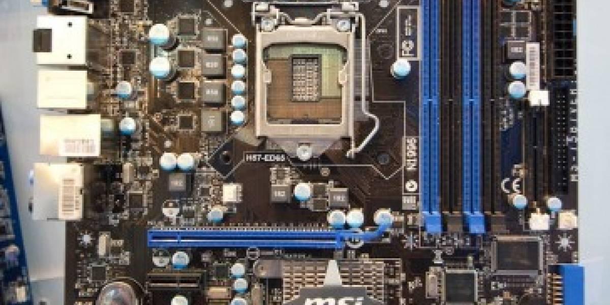 MSI presenta placa M-ATX para LGA1156