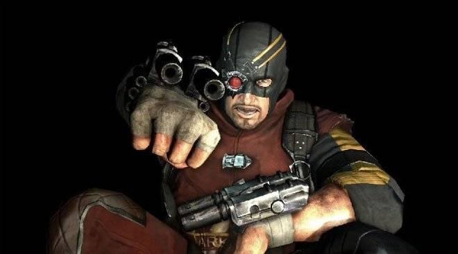 Deadshot también estará en Batman: Arkham City