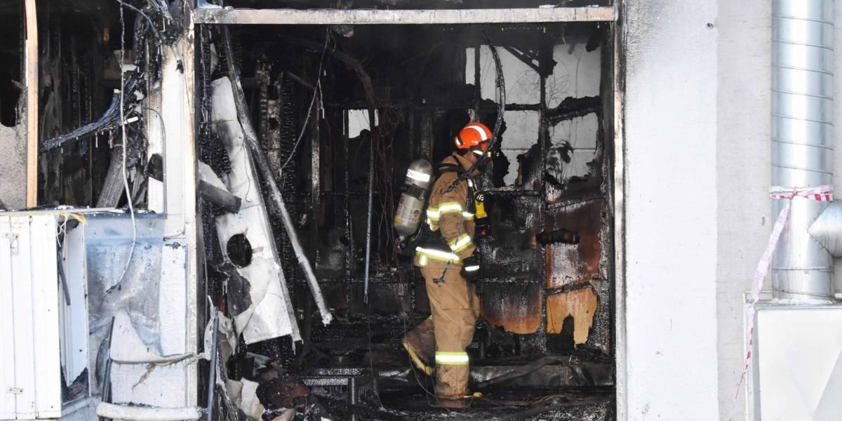 Incendio en hospital surcoreano deja más de 40 muertos y 130 heridos
