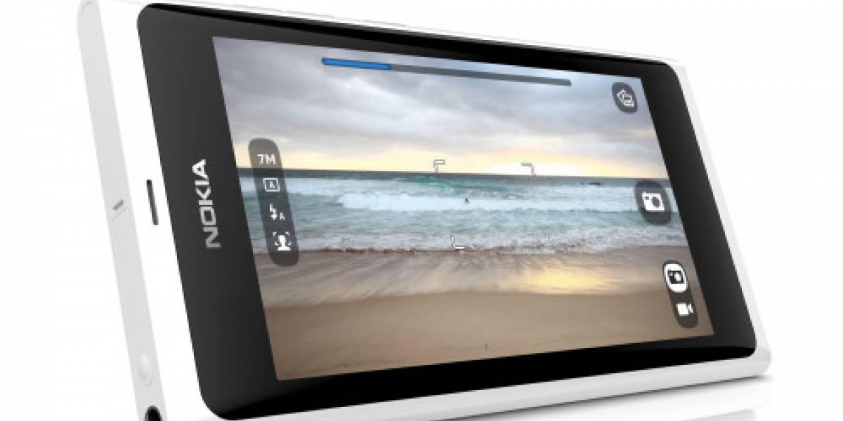 Nokia N9 blanco ya está a la venta en Finlandia