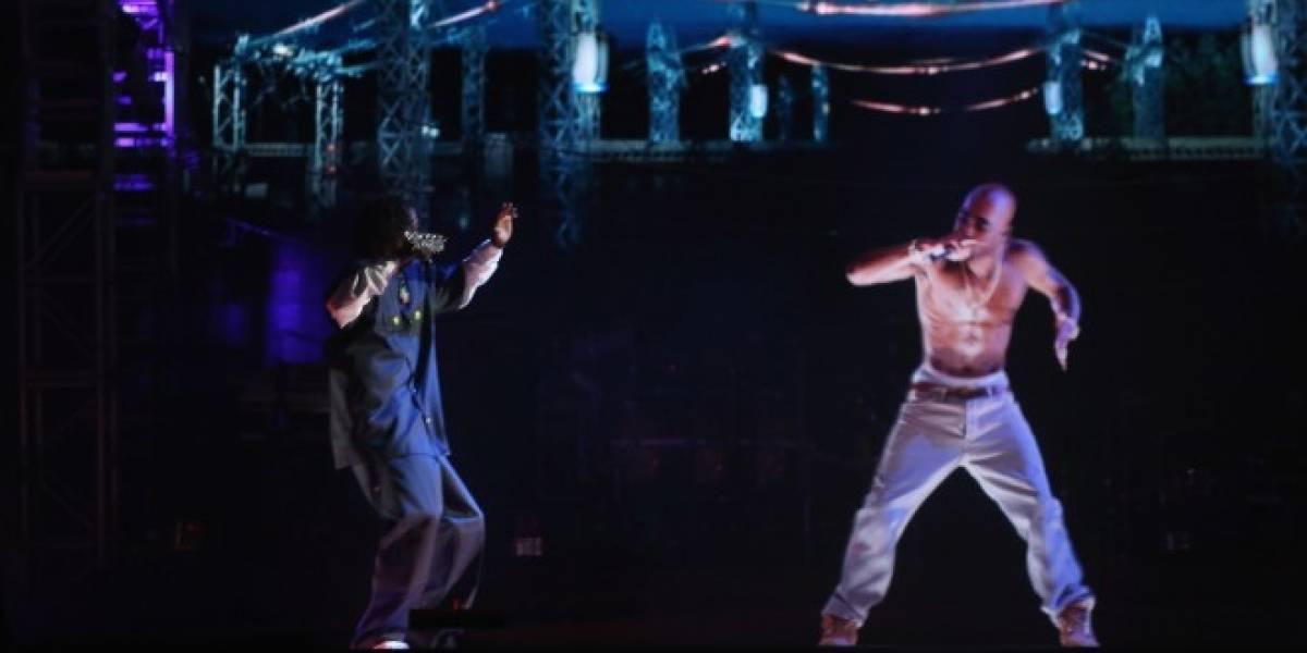 Empresa del holograma de 2Pac se declara en bancarrota