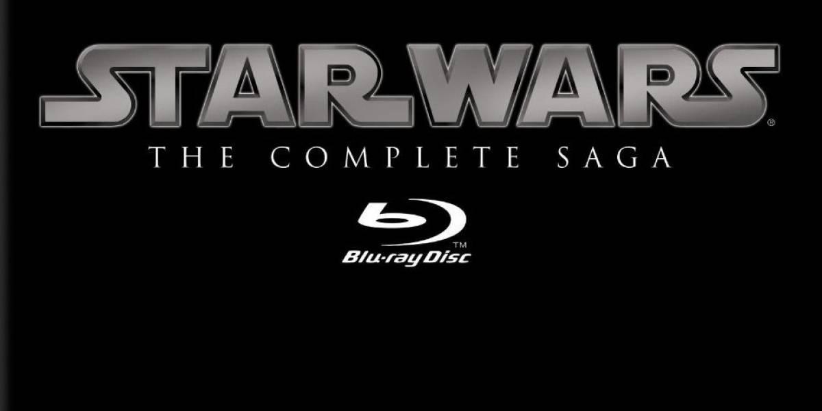 Star Wars en formato Blu-ray será comercializada a partir del 16 de septiembre