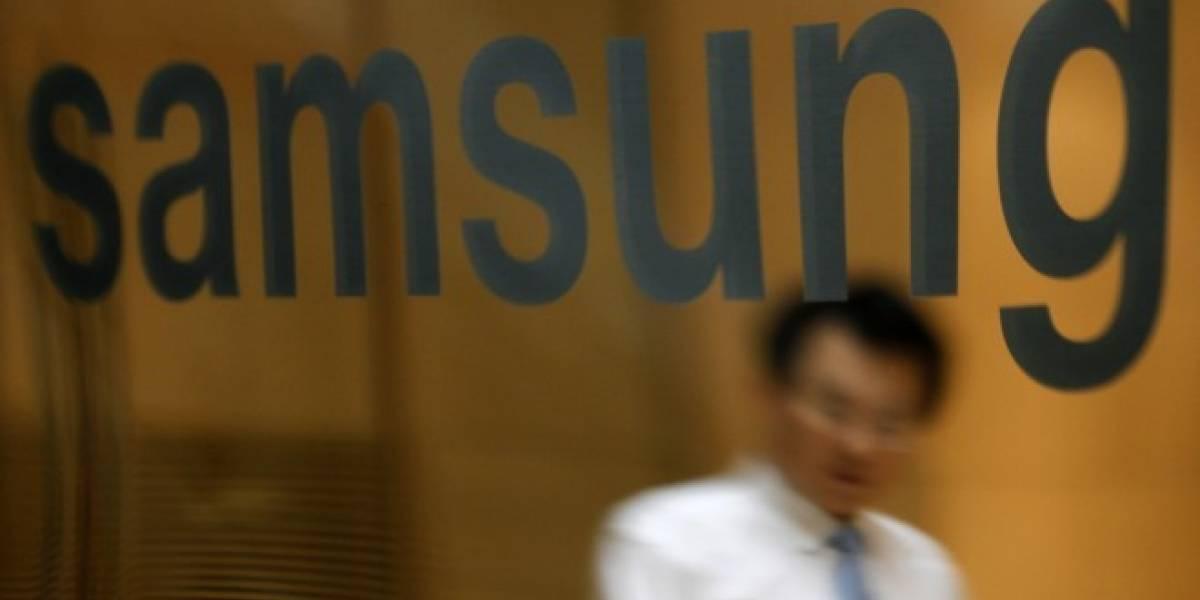 Samsung no quiere comprar a RIM