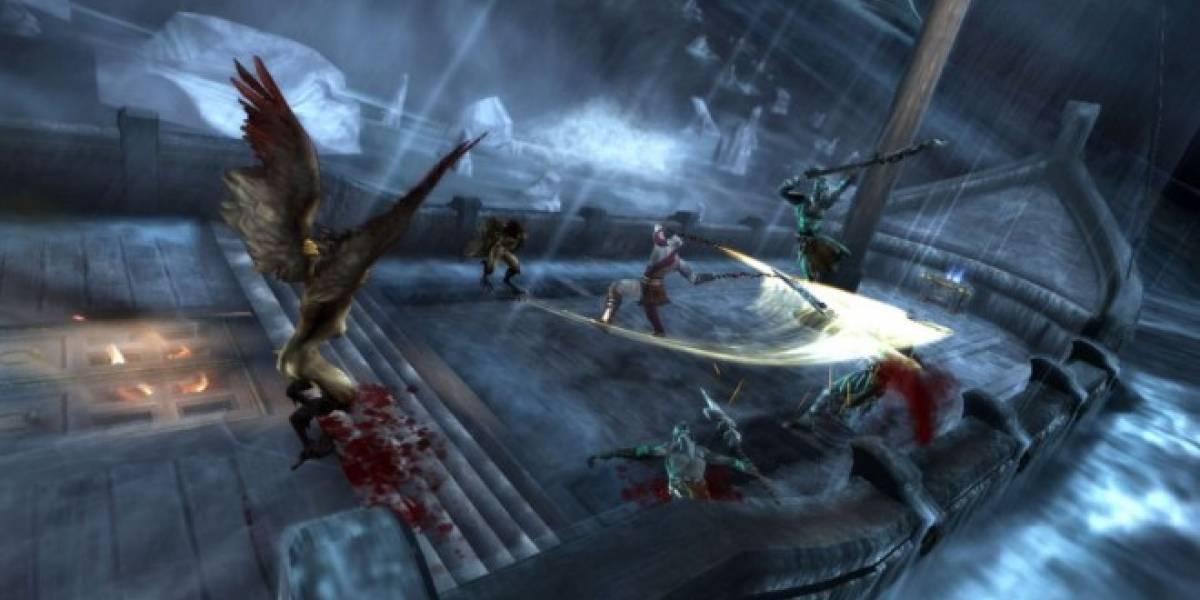 God of War: Origins Collection se lanza hoy, trailer incluído