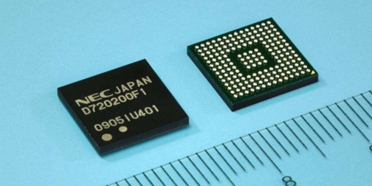 NEC introduce primer controlador USB 3.0
