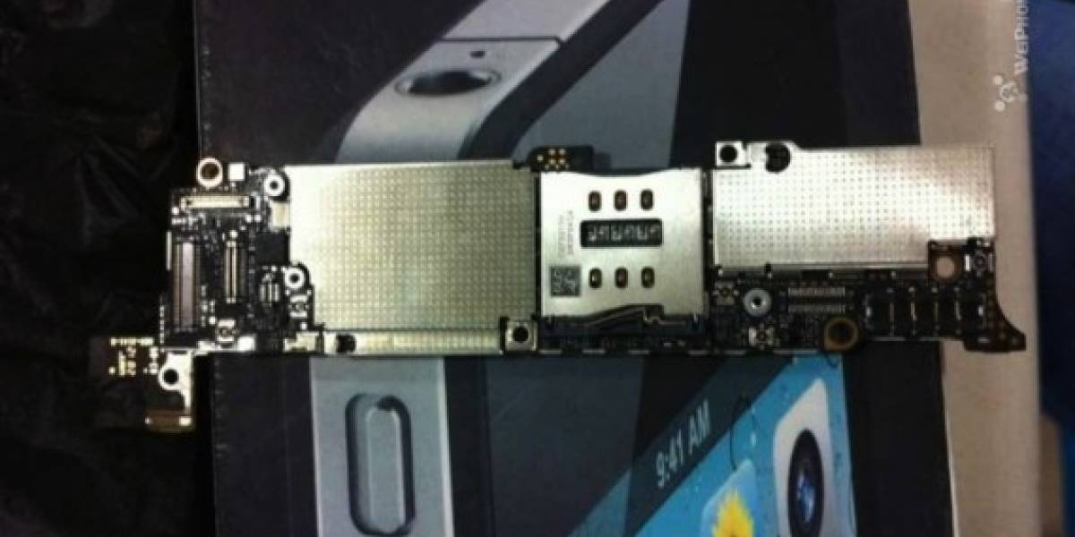 La placa madre del nuevo iPhone da pistas de lo que se viene