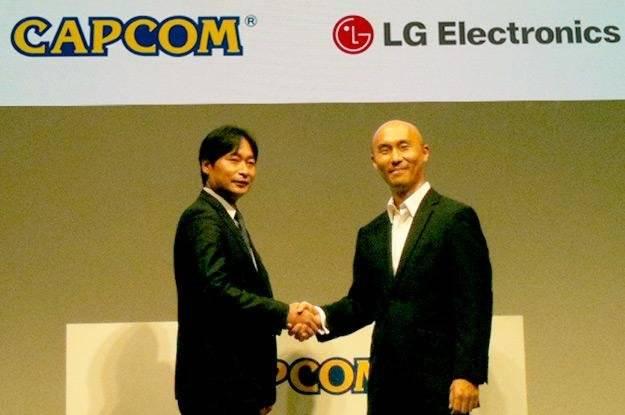 Street Fighter IV hará su estreno en Android