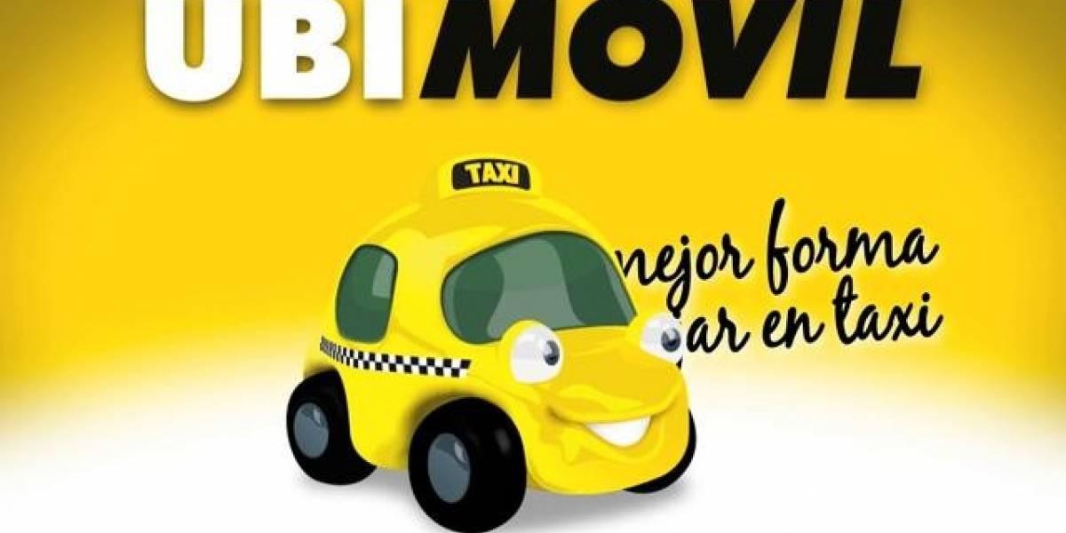 Chile: Ubimovil te permite pedir un taxi desde tu smartphone