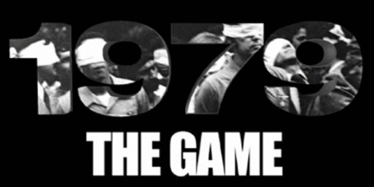 1979: un videojuego que trata la revolución iraní