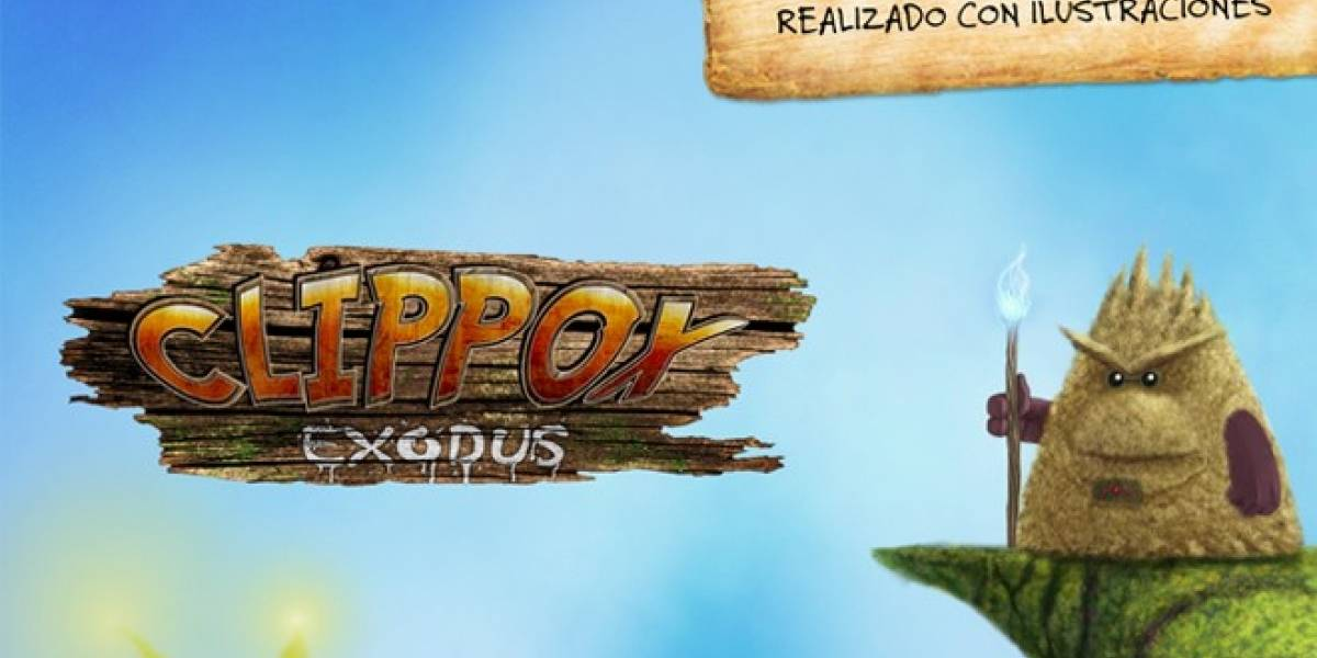 Clippox Exodus, el videojuego español para tu iPad, iPhone y iPod touch
