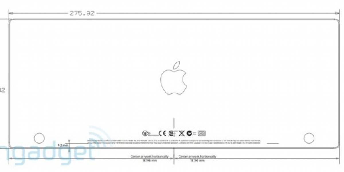 Futurología: Apple trabaja en un nuevo teclado y mouse Bluetooth táctil