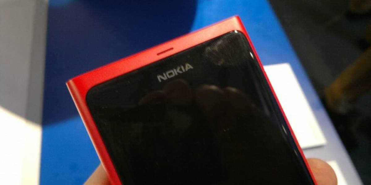 Chile: Nokia Lumia 800 disponible a finales de febrero