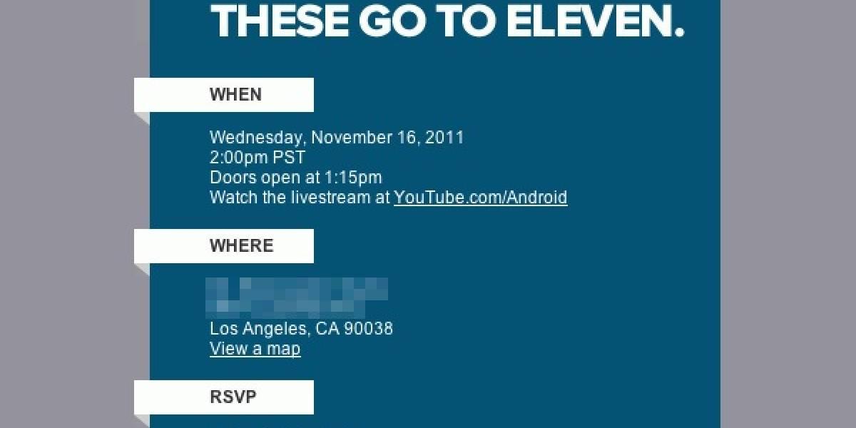 Google anuncia evento especial el 16 de noviembre
