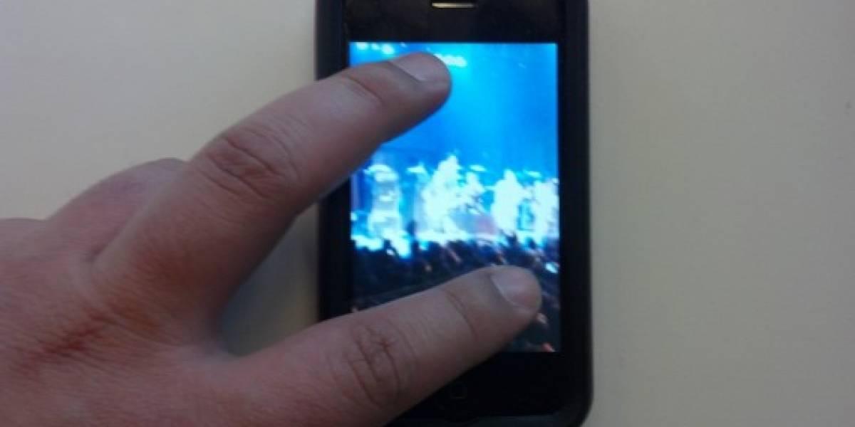 Samsung: Nunca debieron dar a Apple la patente del zoom con los dedos