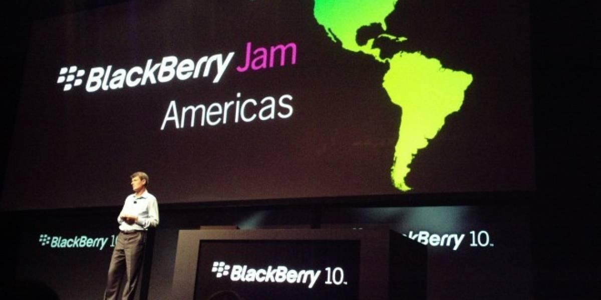BBJam: Así luce BlackBerry 10 en acción