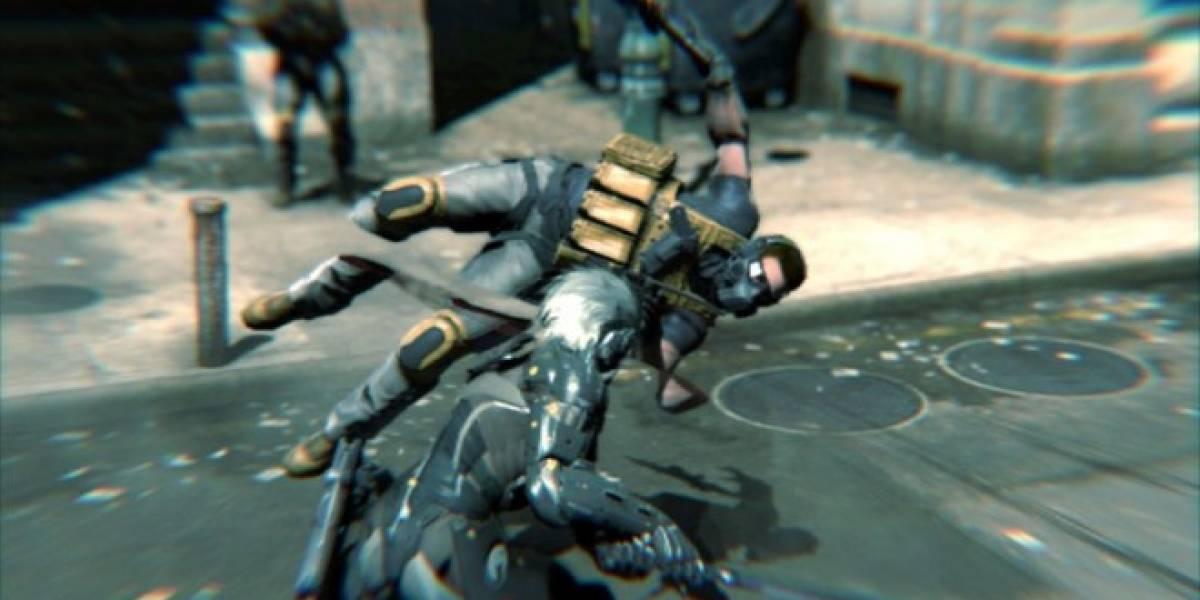 Futurología: Metal Gear Solid: Rising, ahora a cargo de Platinum Games