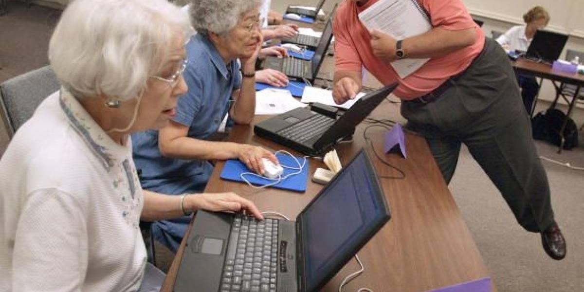 Una de cada cinco personas mayores son potenciales jugadores en Facebook