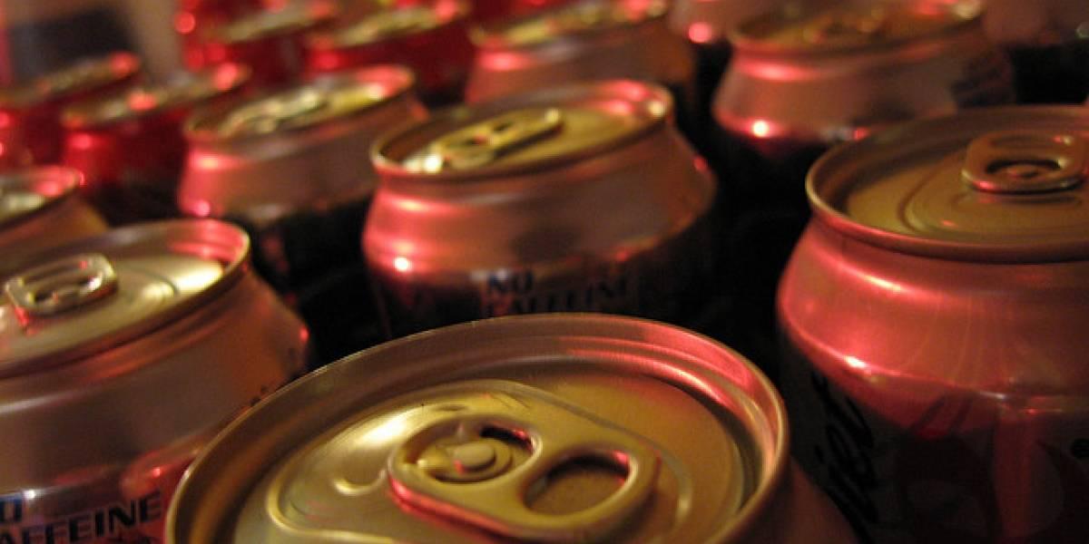 El origen de: La lata de bebida