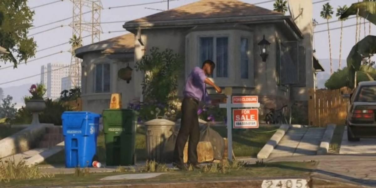 Futurología: Grand Theft Auto V para el próximo 24 de Mayo