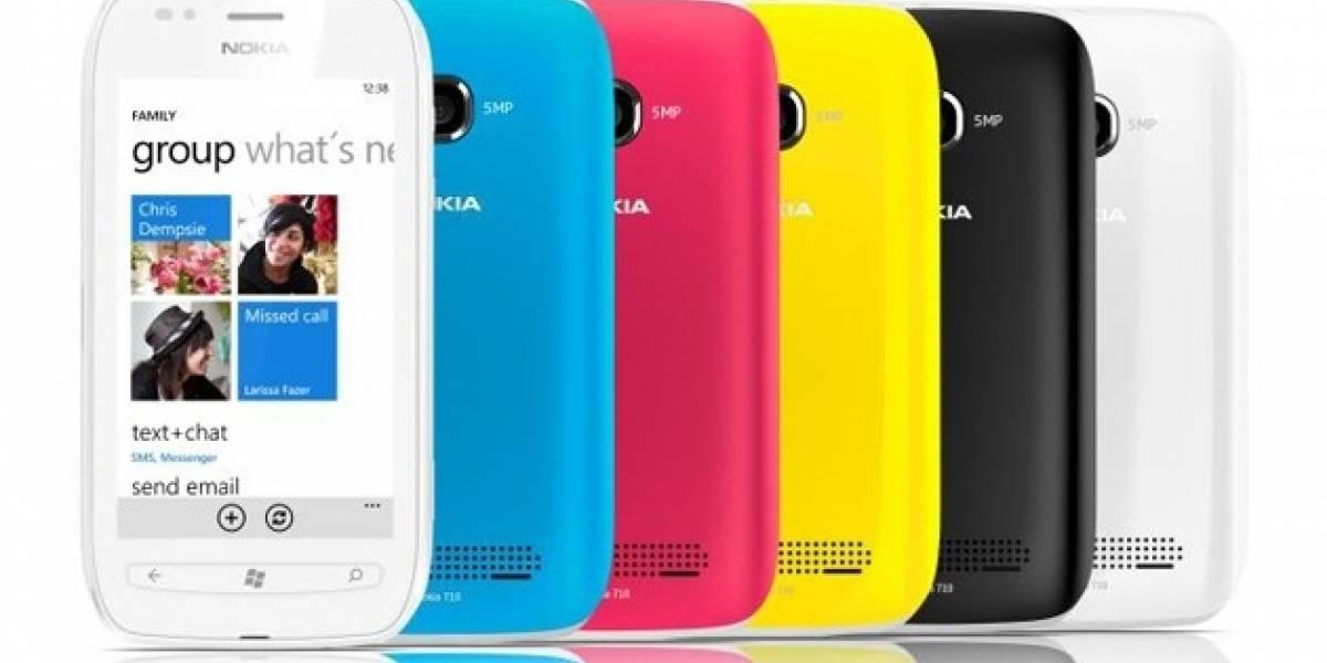 Brasil: Nokia Lumia 710 recibe homologación