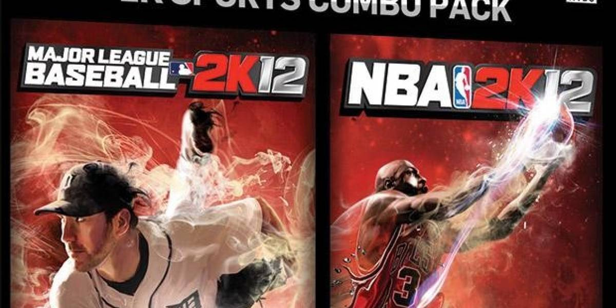 2K Sports anuncia pack MLB/NBA 2K12 para Xbox 360