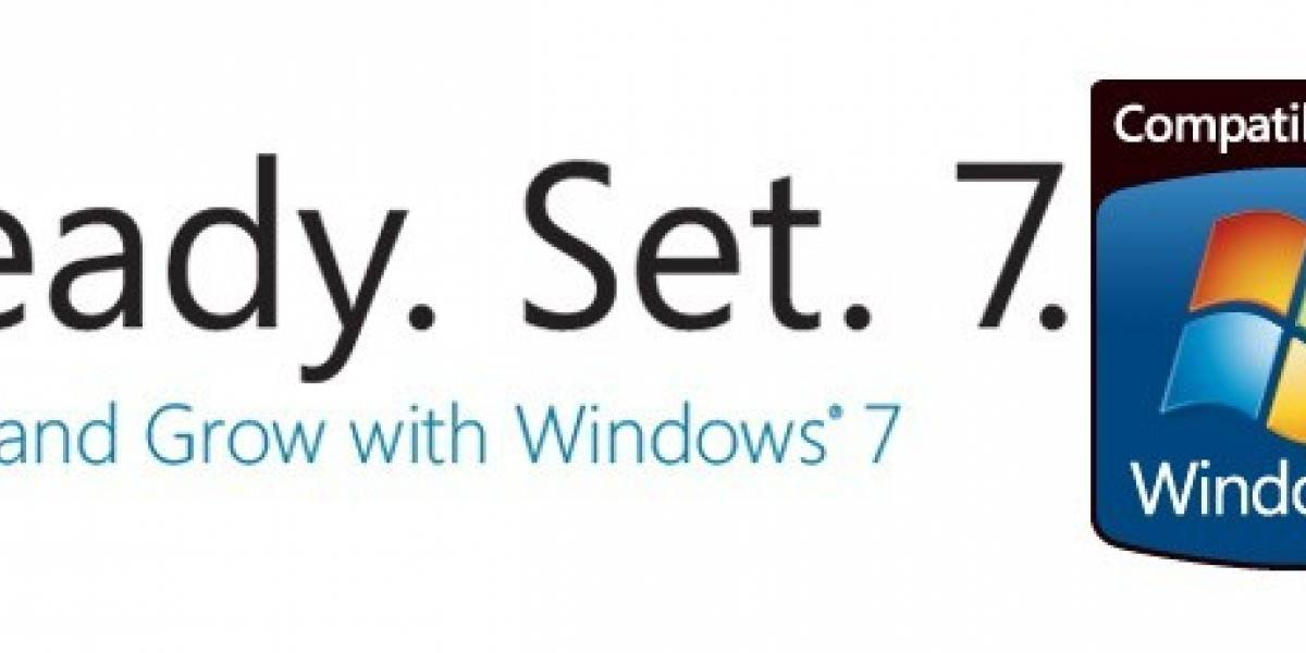Compatible con Windows 7: El nuevo logotipo certificado para Windows 7