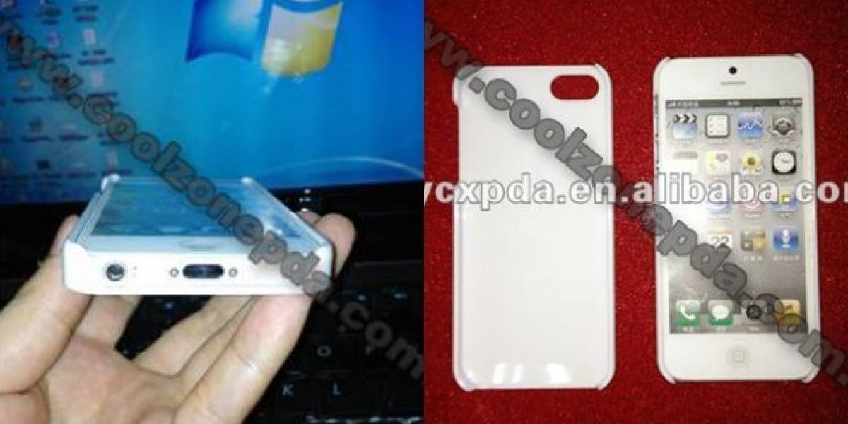 Otra filtración muestra el supuesto diseño del nuevo iPhone