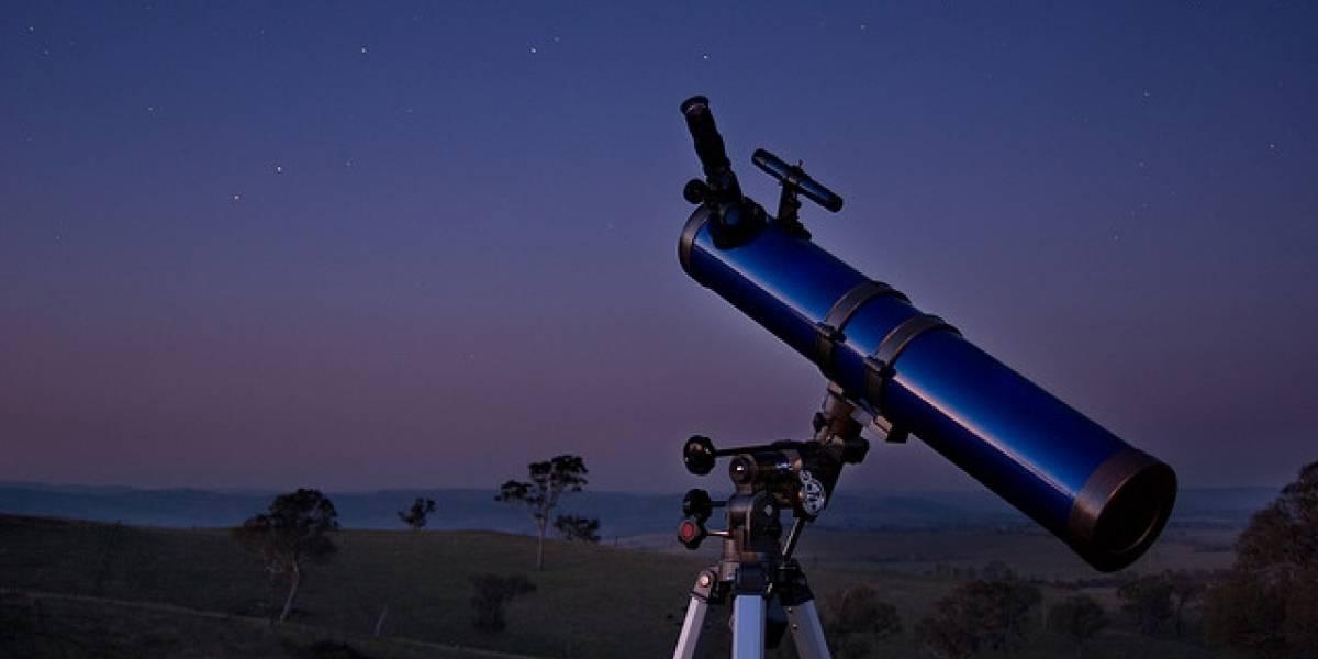El origen de: El telescopio